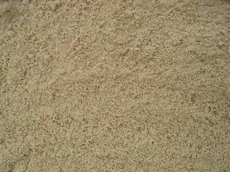 Washed Masonry Sand